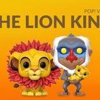 Funko - The Lion King / Funko brings us POP! Vinyl versions of the hugely popular hit The Lion King from Disney. A must for all Disney and POP! Vinyl collectors and fans.