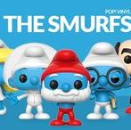 Funko - The Smurfs / Belgian cartoonist Peyo created The Smurfs back in 1958 for the kids comics market, and over the years it has grown into a world wide property. The little blue gang have featured in comics, books, TV cartoons, games and a number of movies.