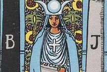 tarot: II high priestess