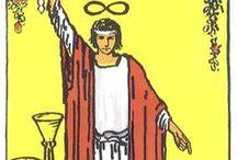 tarot: I magician