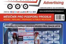 ČESKÝ TRUCKER / magazine for sales promotion