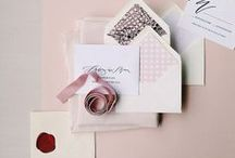 Wedding + Party Invitations / by Anastasia Marie