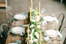 Table Settings / by Anastasia Marie