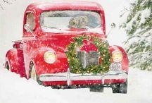 Christmas Crafts & Eats
