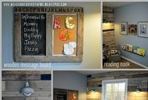 Home Decor Ideas / by Jenn Barnes