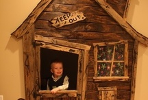 Kids Room and Play Ideas / by Jenn Barnes