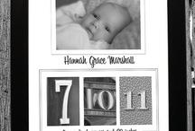 Baby & Nursery Ideas / by Jenn Barnes