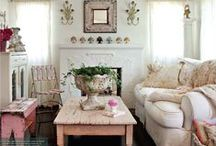 Cottage Chic / by Lisa Burke