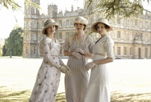 Entertainment: Downton Abbey / My new latest obsession. Love this show, love the characters, love the history, love the scenery, love the clothes.  / by Valerie Acee