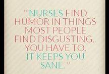 Nursing! / by Courtney Dotson
