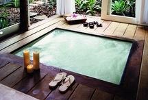 Hot tubs & Pools / by Jenn Barnes