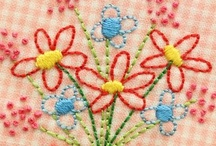 Embroidery / by Jenn Barnes