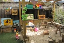 Kids Play & outdoor fun / by Jenn Barnes