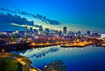 My city: Montreal/Ma ville: Montréal
