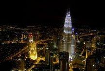 ♦ Kuala Lumpur ♦ / by Cubicspin Dot Com Services