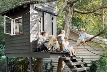 ♦ Tiny Spaces // Cabins // Attics ♦ / by Cubicspin Dot Com Services