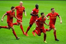 ♦ Liverpool FC ♦ / by Cubicspin Dot Com Services