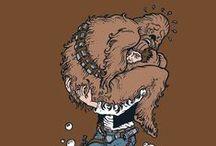 comics, ilustraciones