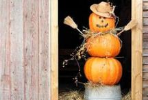 Fall/Thanksgiving Crafts & Eats