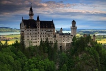 Castles and Churches / by Linzee R
