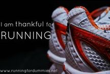 Running / by Courtney Dotson