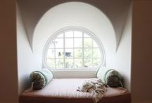 Homes: Dens, Nooks and Workspaces / by Linzee R