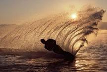 Waterskiing / Ski nautique