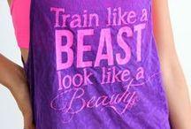 get fit / by Chelsea Jones