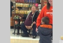 People of Walmart / by Courtney Dotson
