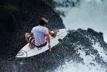 ♦ Surfing // Waves // Beach Life ♦ / by Cubicspin Dot Com Services