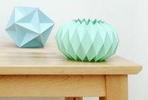 Paper love - origami / by Lisette van Maurik