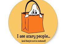 Halloween Funnies / by Lori Stilkey