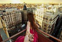 Follow me / Follow me serie by Murad Osmann