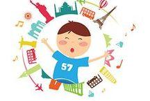 Actividades para niños - Kids activities / Actividades para niños.