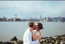 *Elopement in Brooklyn* |  Coco & Alex / All images on this board were created by Carla Bonnet. Feel free to share them! www.carlabonnet.com #ElopementNYC #NYCElopement #NYCwedding #Weddings #Weddinginspiration #BrooklynWedding / by Carla Bonnet