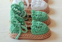 Crochet'n - 4 Little People / by Creatv An