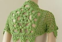 Crochet'n - Irish Lace Inspirations / by Creatv An