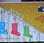 Christmas / Christmas projects using Stampin' Up! products