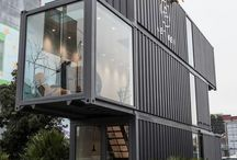 Beautifully Contained / The beauty that is shipping container homes / by Blaize Thomas
