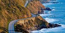 Pacific highway SF to LA