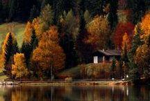 My Autumn Almanac
