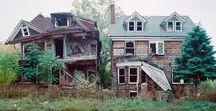 Lost & Forgotten / abandoned, rotten, forgotten