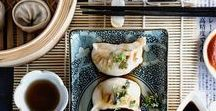 Dim Sumstitutes / Dim sum ideas and Asian recipe ideas for gluten free, soy free, dairy free and vegetarian / vegan living, marked with suggested substitutions