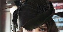 moda - nakrycia głowy