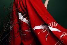 orient - kimono