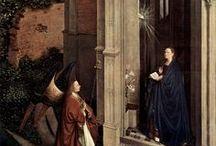 sztuka - Niderlandy, XV wiek