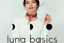 Promo Images / Promo Images from Luna Basics
