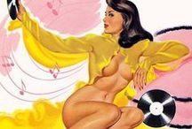 ♪ Music ... Vinyl Style♫♪ / Niet te missen in je huis de platenspeler