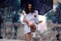 ☮ Dancing in the Rain