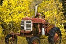 * De boer is troef...classic tractor